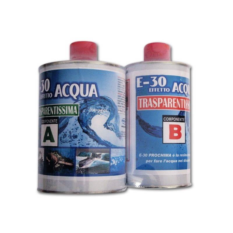 E 30 effetto acqua prochima resina epossidica for Carta da parati dove si compra