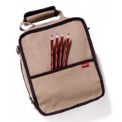 Derwent Borsello Carry-all per trasportare tutto l'occorrente per il disegno