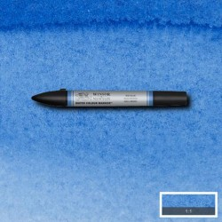 Pennarello Winsor&Newton ad Acquerello Blu Medio WaterColour Marker
