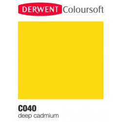 Bellearti-it-Matite-Derwent-ColourSoft-Deep-Cadmium-Yellow