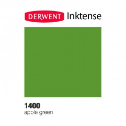 Bellearti-it-Derwent-Inktense-Acquerellabile-effetto-inchiostro-Apple-Green