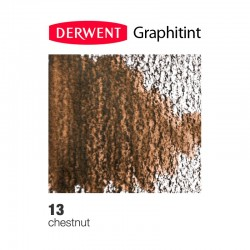 Bellearti-it-Derwent-GraphiTint-Grafite-Acquerellabile-Chestnut