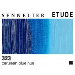 Colori ad Olio Sennelier Studio Blu Ceruleo imit. (323) tubo da 200 ml