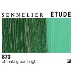 Colori ad Olio Sennelier Studio Verde Ftalo (873) tubo da 200 ml
