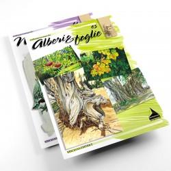Alberi e Foglie - Collana Leonardo Album N. 45