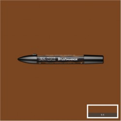 Pennarello Brushmarker Burnt Sienna (O324)