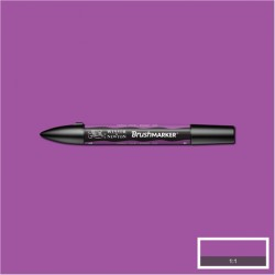 Pennarello Brushmarker Purple (V546)