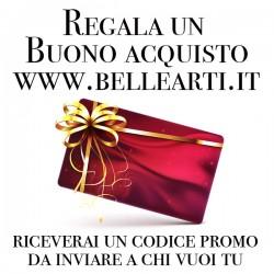 Regala un Buono Acquisto spendibile su Bellearti.it - Risparmi tempo e non sbagli mai!