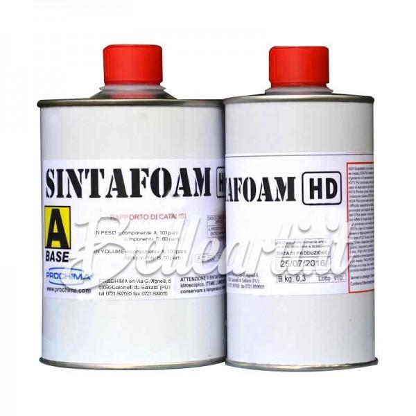 SINTAFOAM HD PROCHIMA Resina poliuretanica rigida da colata