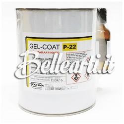 GEL COAT P22 Bianco da Stampaggio PROCHIMA - Confezione da 5 kg