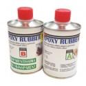 EPOXY RUBBER PROCHIMA - Resina Epossidica Flessibile Trasparente da colata