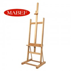 Cavalletto da Studio Mabef art. M/10 inclinabile con cremagliera