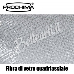 TESSUTO QUADRIASSIALE per Plastoforma PROCHIMA - 3,5 mq