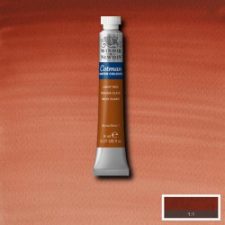 Acquerelli Cotman Winsor&Newton tubo 8 ml. Rosso Inglese (Light Red) (362)