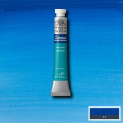 Acquerelli Cotman Winsor&Newton tubo 8 ml. Turchese (654)