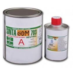 SINTAGOM 703 PROCHIMA Gomma poliuretanica liquida da colata, confezioni da 1 kg. Varie durezze