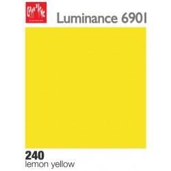 Matite colorate Caran d'Ache Luminance - Giallo limone (240)
