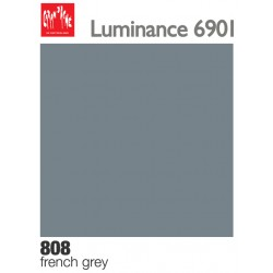 Matite colorate Caran d'Ache Luminance - Grigio francese (808)