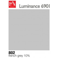Matite colorate Caran d'Ache Luminance - Grigio francese 10% (802)