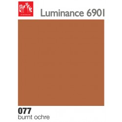 Matite colorate Caran d'Ache Luminance - Ocra bruciata (077)