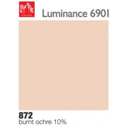 Matite colorate Caran d'Ache Luminance - Ocra bruciata 10% (872)