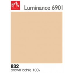 Matite colorate Caran d'Ache Luminance - Ocra bruna 10% (832)