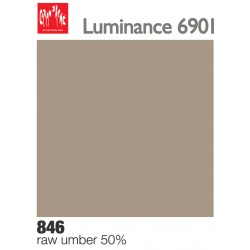 Matite colorate Caran d'Ache Luminance - Ombra naturale 50% (846)