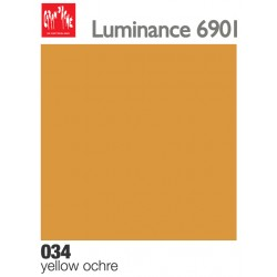 Matite colorate Caran d'Ache Luminance - Ocra giallo (034)