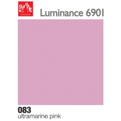 Matite colorate Caran d'Ache Luminance - Rosa oltremare (083)