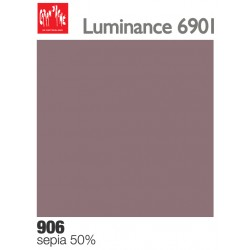 Matite colorate Caran d'Ache Luminance - Seppia 50% (906)