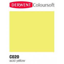 Bellearti-it-Matite-Derwent-ColourSoft-Acid-Yellow