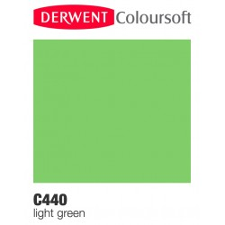 Bellearti-it-Matite-Derwent-ColourSoft-Light-Green