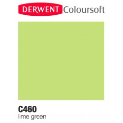 Bellearti-it-Matite-Derwent-ColourSoft-Lime-Green
