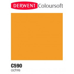 Bellearti-it-Matite-Derwent-ColourSoft-Ochre