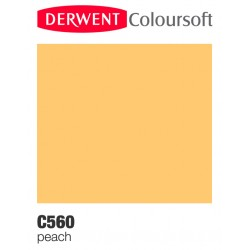 Bellearti-it-Matite-Derwent-ColourSoft-Peach