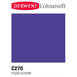Bellearti-it-Matite-Derwent-ColourSoft-Royal-Purple