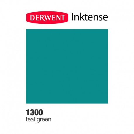 Bellearti-it-Derwent-Inktense-Acquerellabile-effetto-inchiostro-Teal-Green