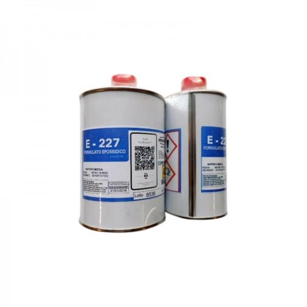 Resina Epossidica E 227 PROCHIMA A+B kg 1