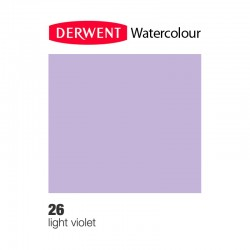 Matita Acquarellabile Derwent WaterColour Violetto Chiaro (26)