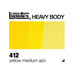 Colori Acrilici Liquitex Heavy Body Giallo Azo Medio (412)