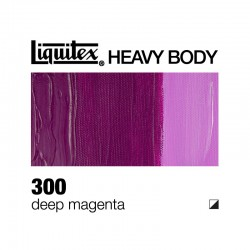 Colori Acrilici Liquitex Heavy Body Magenta Scuro (300)