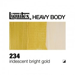 Colori Acrilici Liquitex Heavy Body Oro Iridescente (234)