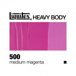 Colori Acrilici Liquitex Heavy Body Magenta Medio (500)