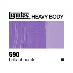 Colori Acrilici Liquitex Heavy Body Porpora Brillante (590)