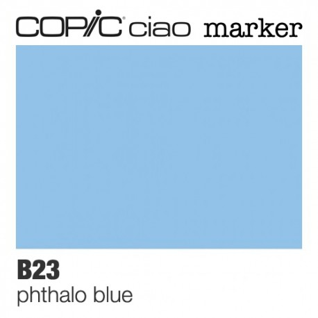 Bellearti-it-Pennarello-Copic-Ciao-Marker-cod-B23-Phthalo-Blue