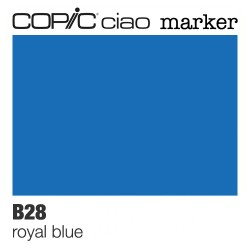 "Pennarello Copic ""Ciao Marker"" (B28) Royal Blue"