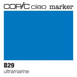 "Pennarello Copic ""Ciao Marker"" (B29) Ultramarine"