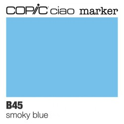 "Pennarello Copic ""Ciao Marker"" (B45) Smoky Blue"