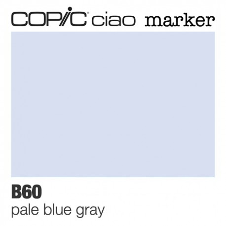 Bellearti-it-Pennarello-Copic-Ciao-Marker-cod-B60-Pale-Blue-Gray