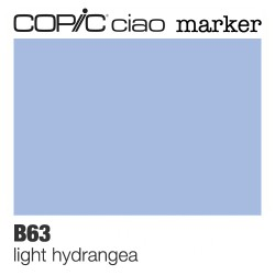 "Pennarello Copic ""Ciao Marker"" (B63) Light Hydrangea"